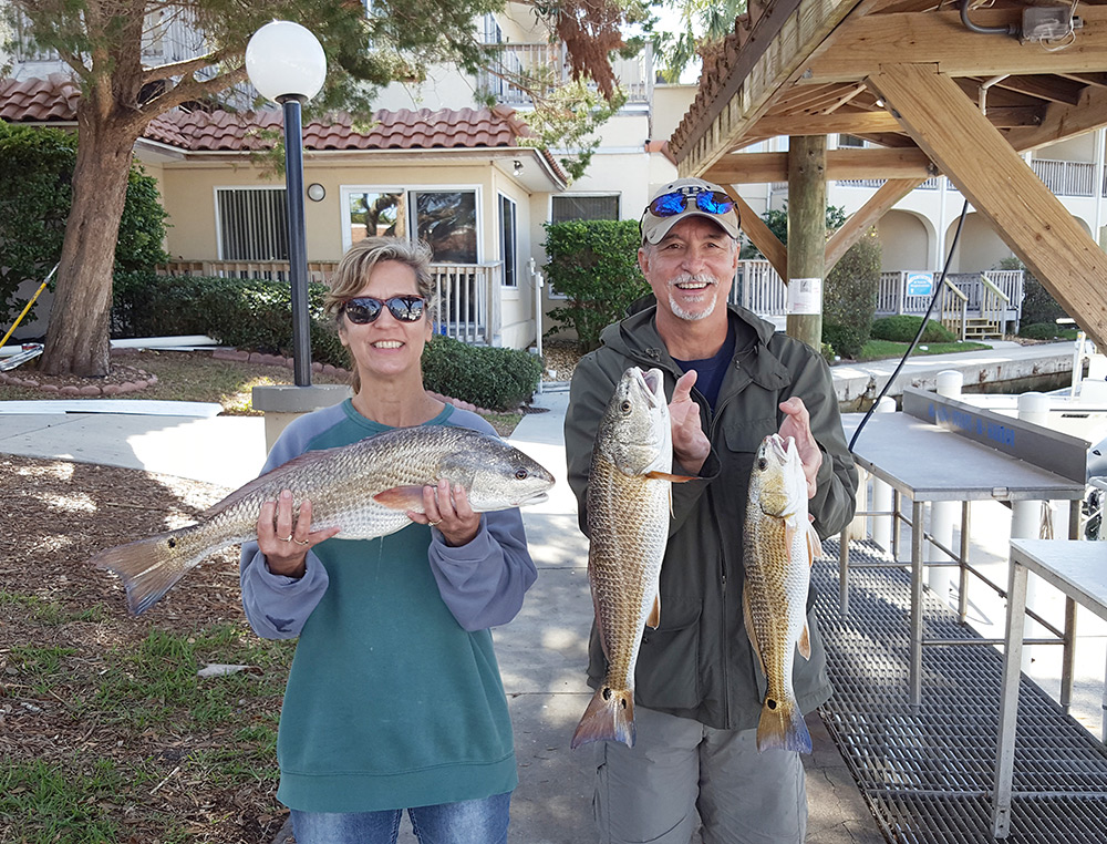 Intracoastal Waterway (ICW) Fishing Charters
